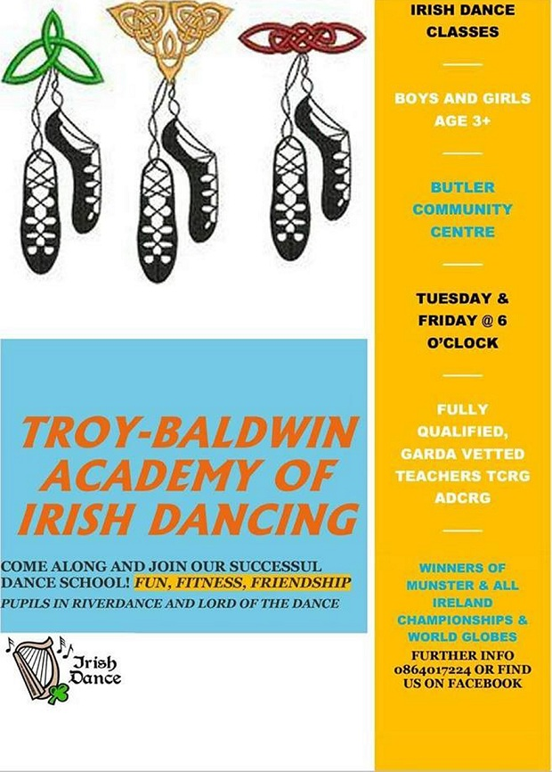 Troy-Baldwin Academy of Irish Dancing